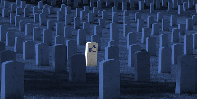 Facebook users can pass account on after death