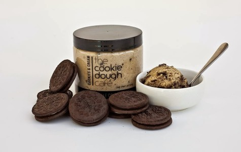 The Cookie Dough Café products start edible cookie dough craze