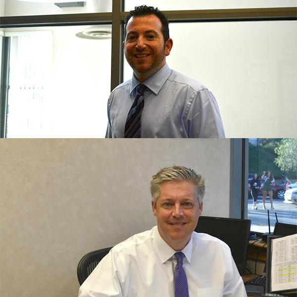 CHS welcomes two new Assistant Principals