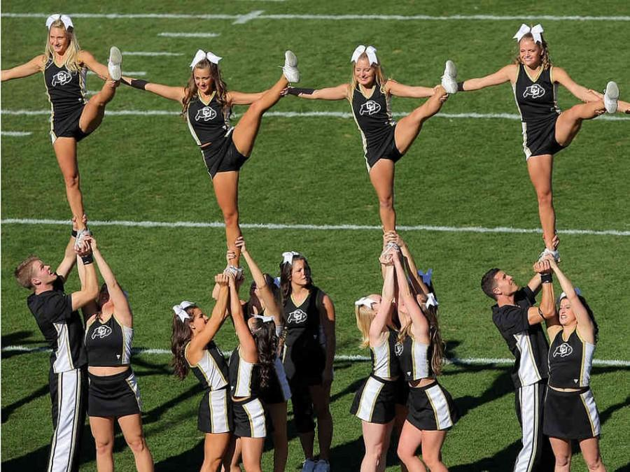Cheerleading to be classified as an official sport by new bill