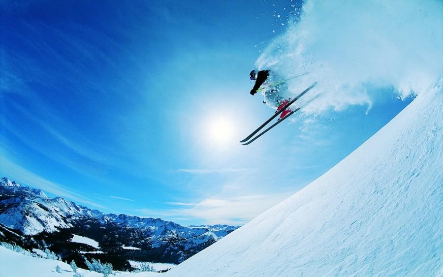 Increasingly popular weird winter sports