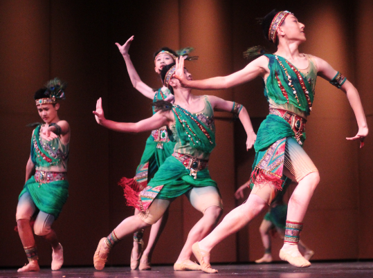 CHS hosts cultural exchange program with Chinese students