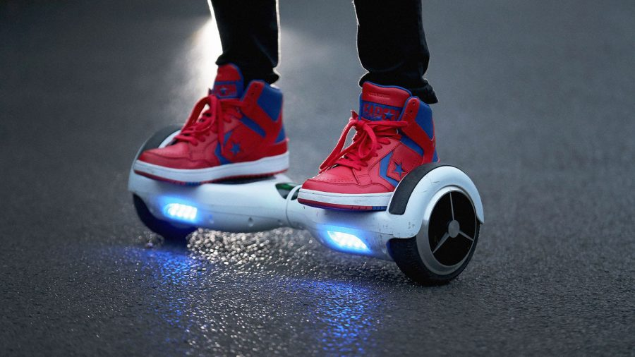 Calabasas bike lanes changed to accomadate hoverboarders