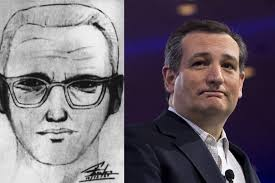 Ted Cruz: Zodiac Killer?