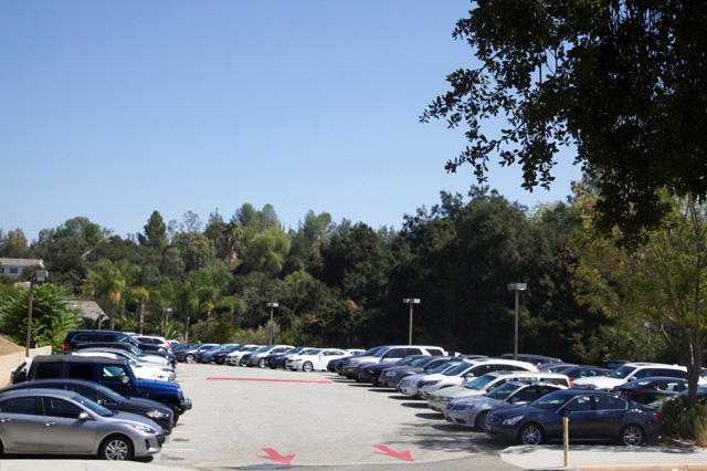 Left versus right: students voice their senior lot preferences