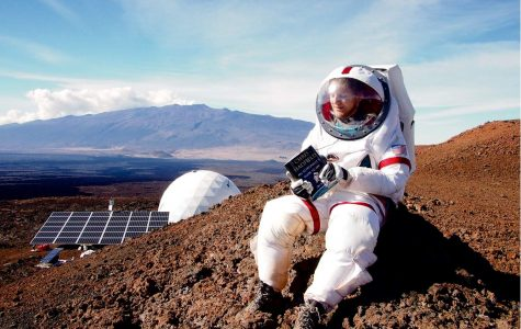 Hawaiian simulation of Mars offers new information about living in outer space