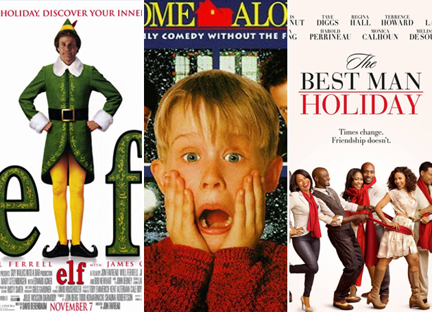Classic holiday movies offer comfort through common themes