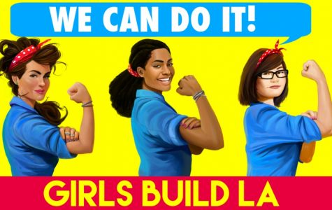 Girls Build LA revitalizes the city