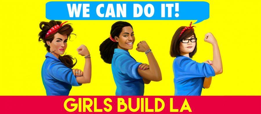 Girls Build LA revitalizes the city
