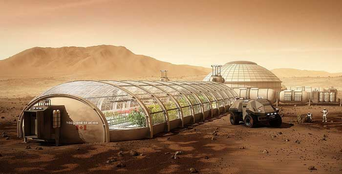 Elon Musk prepares to colonize Mars in 2024