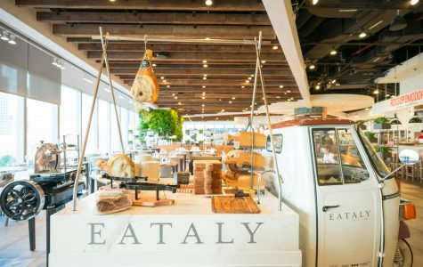 LA residents anticipate the grand opening of Eataly in Century City