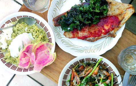 Sqirl makes mealtime fun by providing delicious food and a wonderful atmosphere for guests
