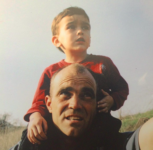 Help CHS student Dylan Santoro raise funds for his father's brain tumor surgery