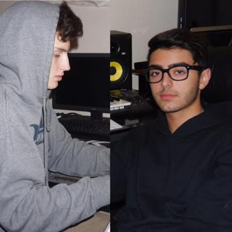CHS student-producers Wex. and Bambam Beatz find their rhythm