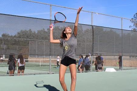 CHS girls tennis makes its way to CIF