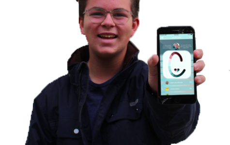 "Levi Kline spreads kindness with his ""Compliments!"" app"