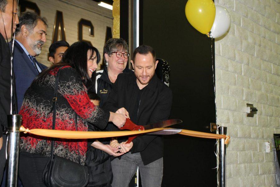 CHS alumni association renovates fitness center