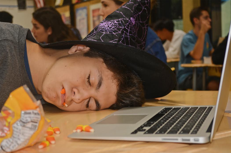 Students should have the day after Halloween off