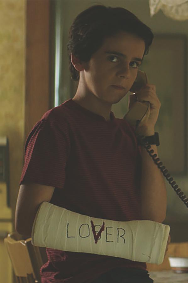 "Jack Dylan Grazer fulfills big-screen destiny in ""IT"""