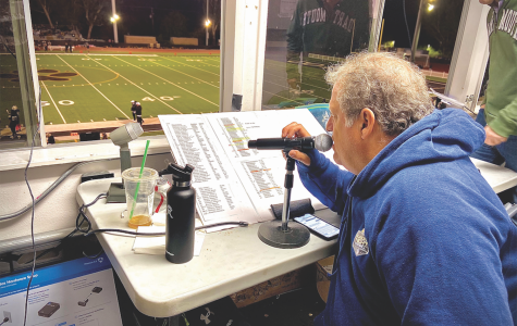 """Sports announcer Ron Fleishman: CHS's """"Icing on the cake"""""""