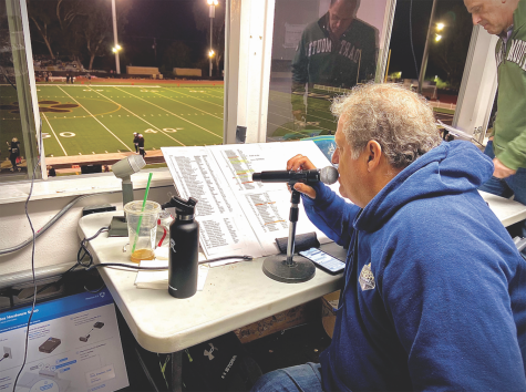 "Sports announcer Ron Fleishman: CHS's ""Icing on the cake"""