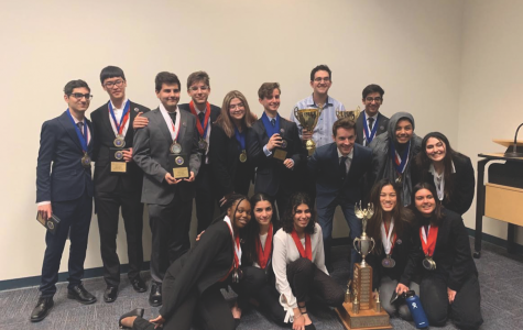 Calabasas  A and B Teams triumph at Ventura County Academic Decathlon