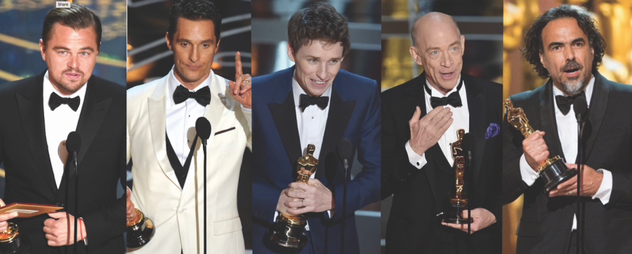 Academy+Awards%E2%80%99+lack+of+diversity+issue+for+many