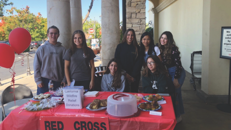 CHS Red Cross chapter raises awareness