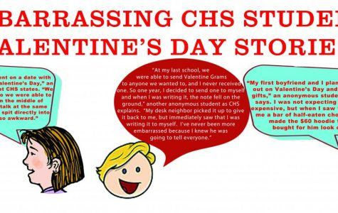 Embarrassing CHS Student Valentine's Day Stories