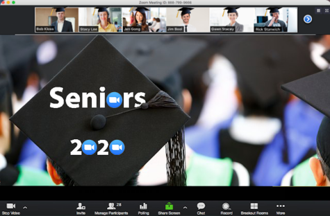 Seniors are entitled to in an in-person graduation
