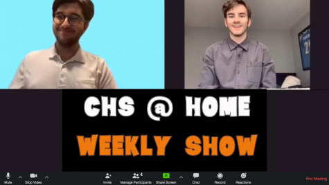 CHS at Home Channel Provides Community Wide Information