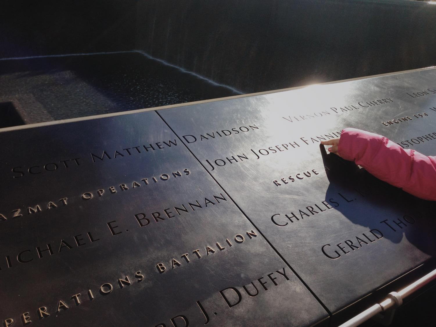 CHS Faculty Share Their Memories of 9/11