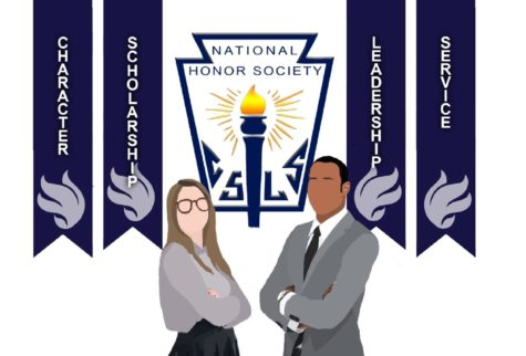 National Honor Society at CHS continues to thrive during online sessions