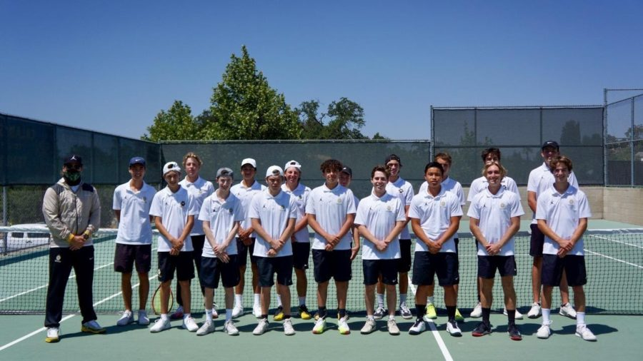 Calabasas+boys+tennis+team+rises+from+obscurity+to+victory