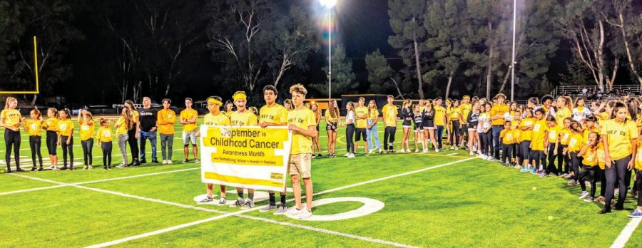 The Kevin Cordasco Foundation continues to make its mark at CHS