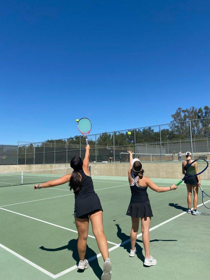 Girls tennis team season preview