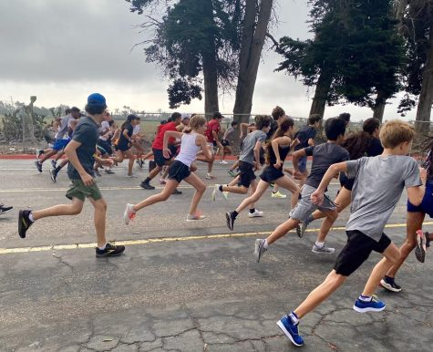 Cross country works hard in preparation for the Marmonte League Championships