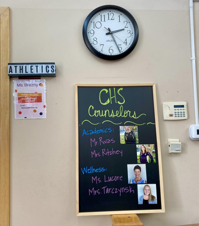 CHS adjusts to the new counseling system